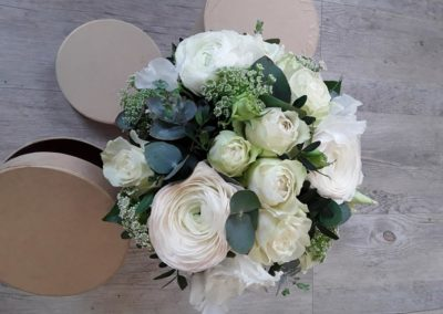 bouquet de marié.e