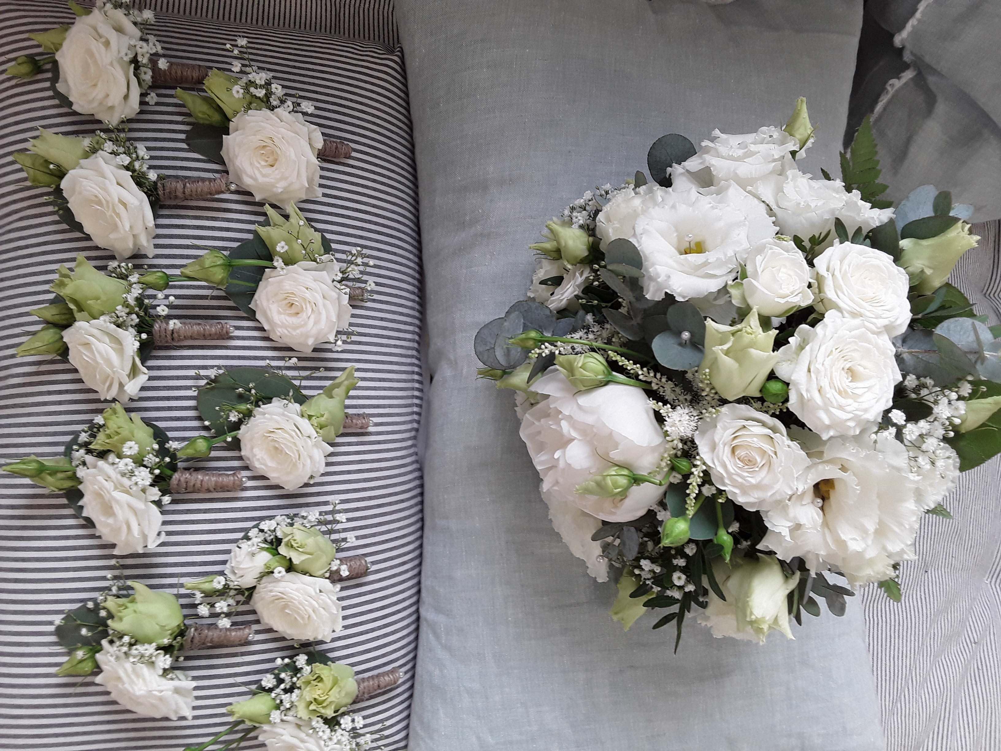 Bouquet de mariée | Bokidi